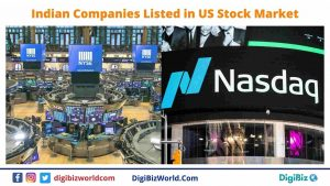 Indian Companies Listed in NYSE and Nasdaq